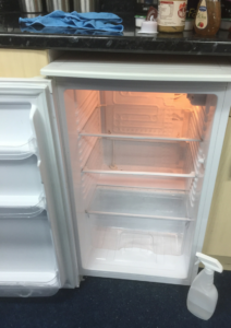 Clean Fridge - SHL Cleaning Services
